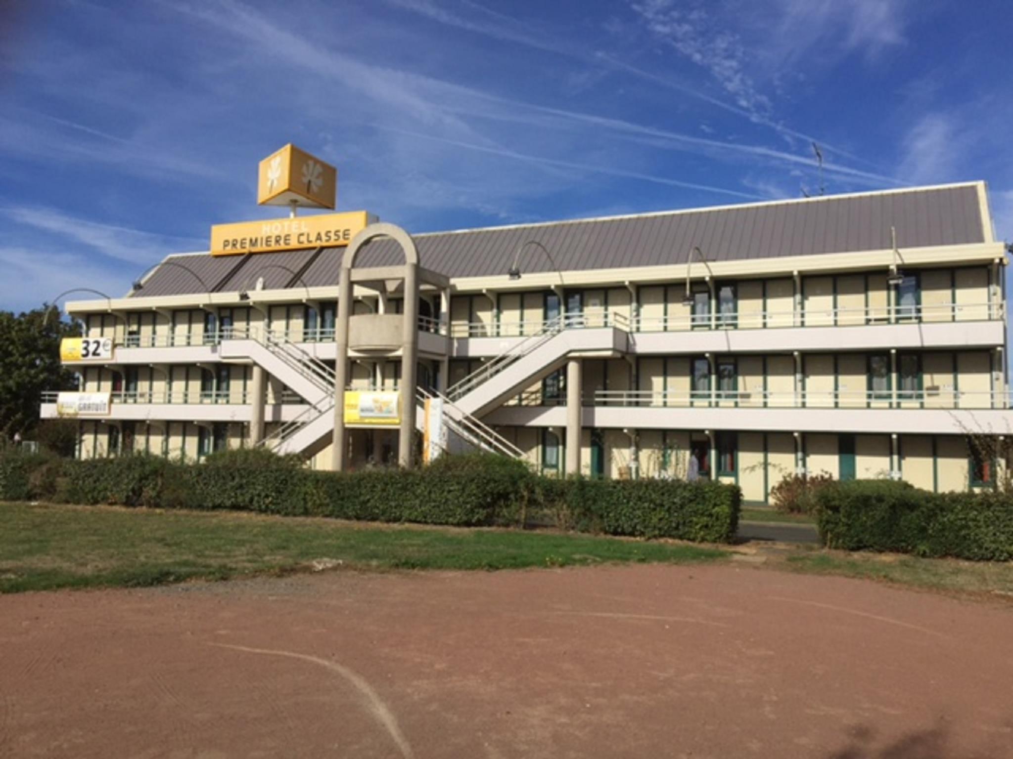 Hotel Premiere Classe Niort Est - La Creche