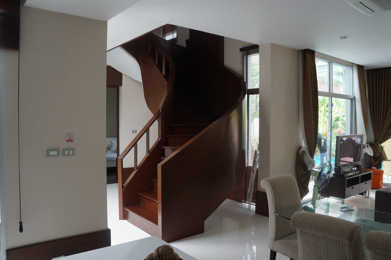 4 Bd Contemporary Pattaya บ้านเดี่ยว 4 ห้องนอน 4 ห้องน้ำส่วนตัว ขนาด 200 ตร.ม. – นาจอมเทียน