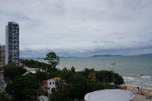 Luxury 2bdr Beachfront  Pattaya อพาร์ตเมนต์ 2 ห้องนอน 2 ห้องน้ำส่วนตัว ขนาด 50 ตร.ม. – เขาพระตำหนัก