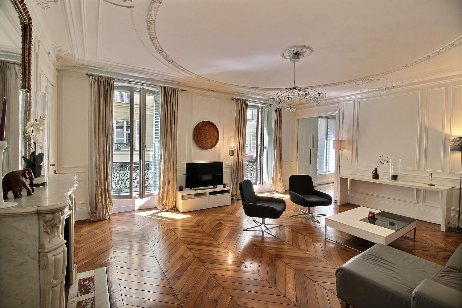 309397 - Opera 3-bedroom apartment paris