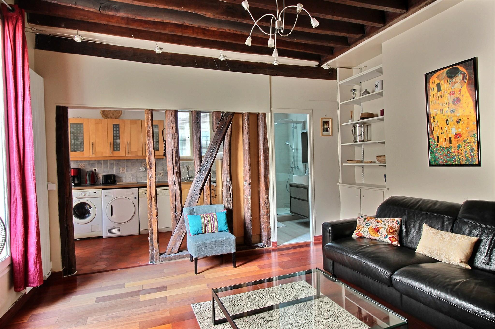 103178 - Appartement 4 personnes à Paris