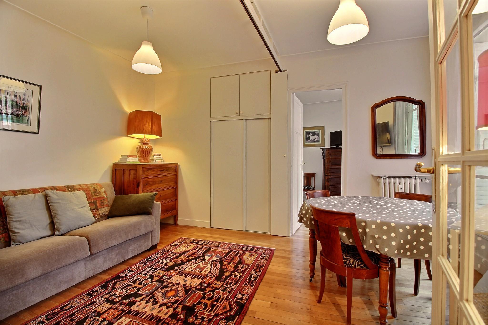 105357 - Appartement 4 personnes à Paris