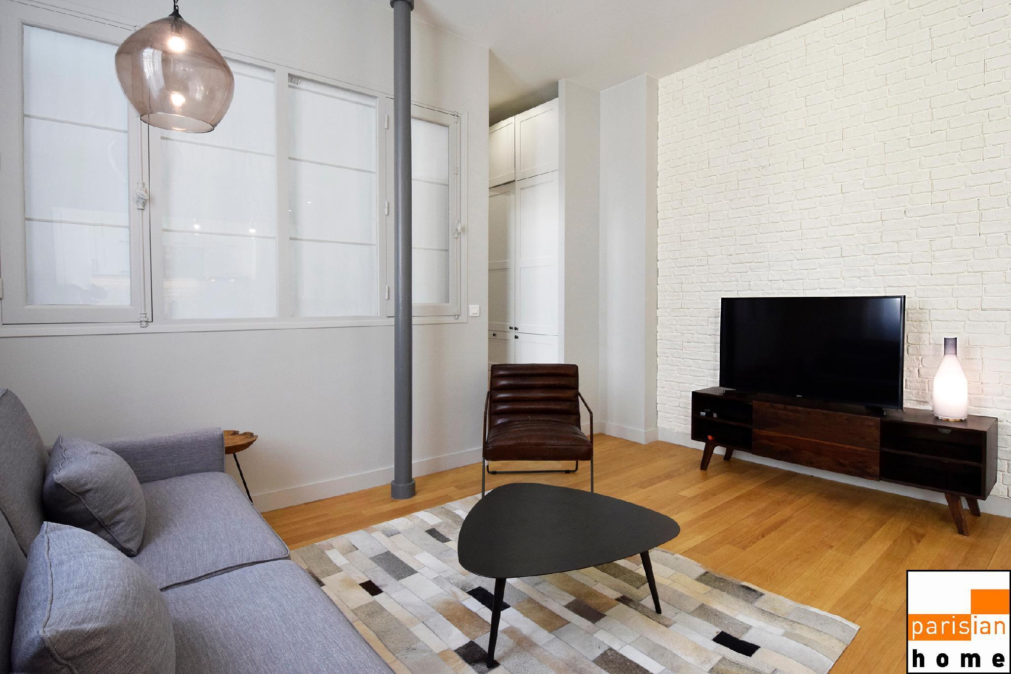 202117 - Appartement 6 personnes à Paris