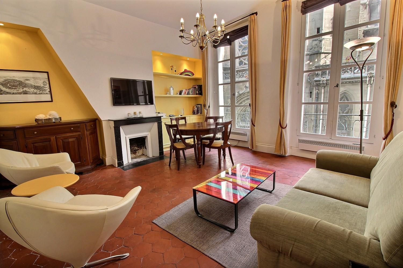201379 - Louvre apartment paris 2 bedrooms