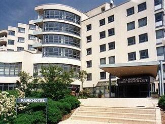 Parkhotel Im Reha  Und Praventionszentrum Bad Bocklet