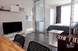 Modern 1BR DCondo Campus Resort Kuku สตูดิโอ อพาร์ตเมนต์ 1 ห้องน้ำส่วนตัว ขนาด 30 ตร.ม. – กะทู้