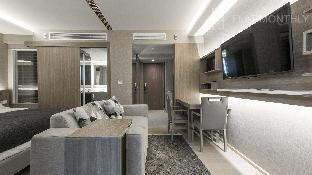 Free wifi 1BR w/ BTS Thong Lor by FlatMonthly อพาร์ตเมนต์ 1 ห้องนอน 1 ห้องน้ำส่วนตัว ขนาด 30 ตร.ม. – สุขุมวิท