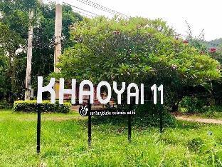 [カオヤイ国立公園]一軒家(20m2)| 1ベッドルーム/3バスルーム KHAOYAI 11 ORGANIC FAMILY  FRIENDS CAMP