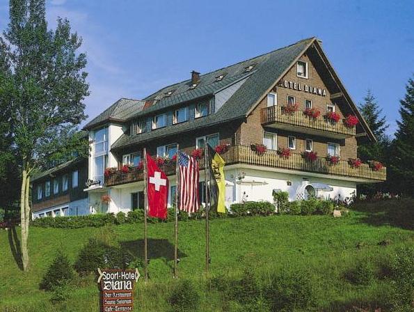 Hotel Diana 5