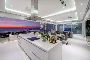 Luxury 2 Pools Villa Michelle @ UniQue Residences วิลลา 4 ห้องนอน 4 ห้องน้ำส่วนตัว ขนาด 120 ตร.ม. – เชิงมน