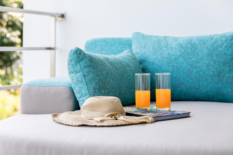 Luxury Sea View Apartment N  uniQue Residences อพาร์ตเมนต์ 1 ห้องนอน 1 ห้องน้ำส่วนตัว ขนาด 30 ตร.ม. – เชิงมน