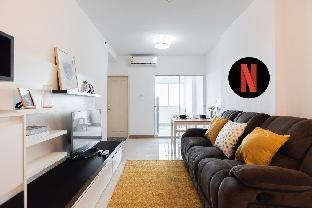 [南トンブリー]一軒家(45m2)| 1ベッドルーム/1バスルーム 3mins-BTS 1BR w/River View+Pool+Netflix-ICON SIAM