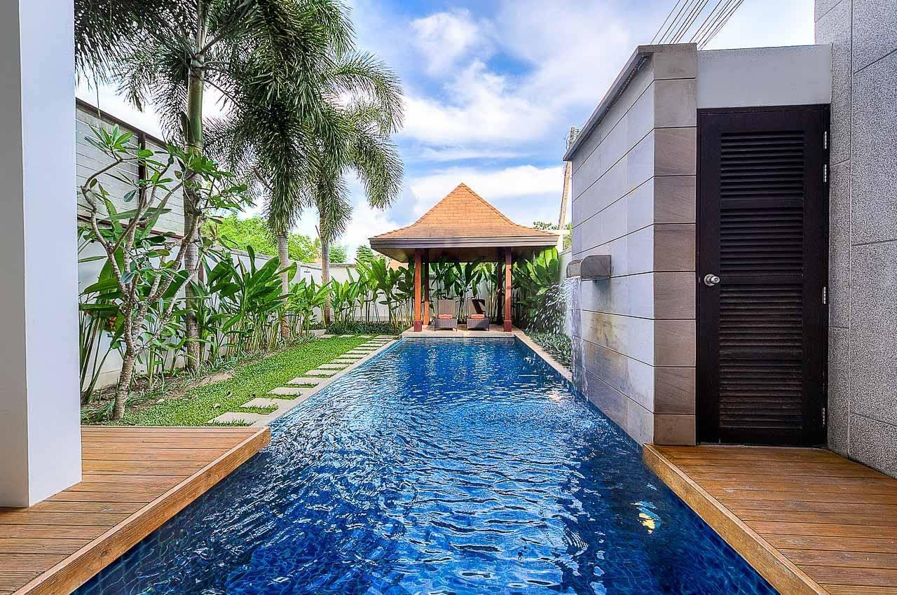 Luxurious Pool-Access Oxygen Villa With 3 Bedrooms