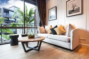 [ラワイ]アパートメント(57m2)| 1ベッドルーム/1バスルーム 1 BDR Spacious Pool View Apartment in Rawai