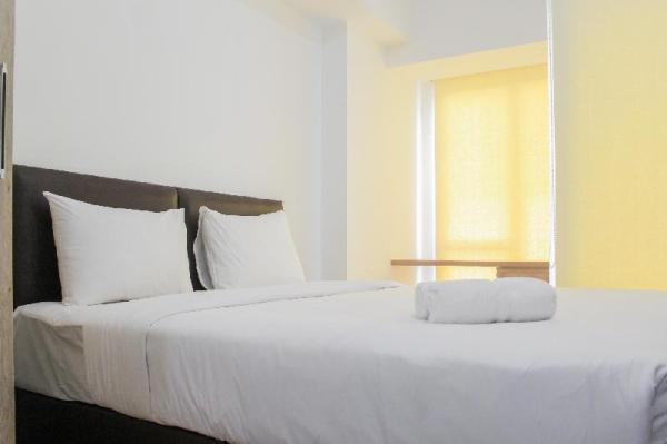 New Furnished Studio @M-Town Residence By Travelio Tangerang