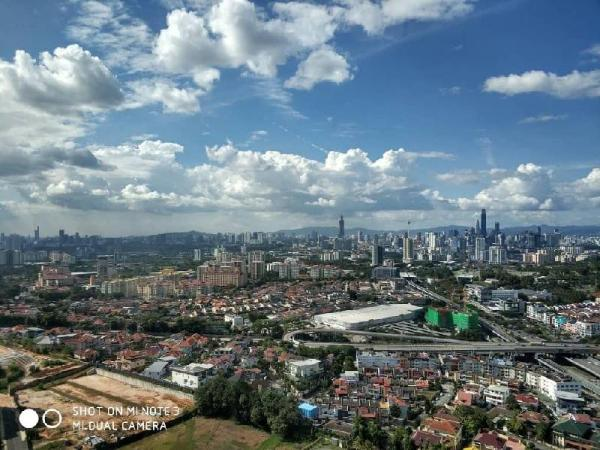 BEST Stay In Cheras With The BEST View ( H-25-01 ) Kuala Lumpur