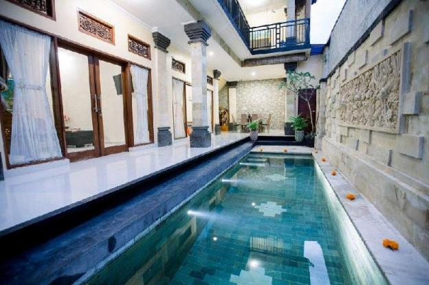 3BR Private Pool Close to Ubud
