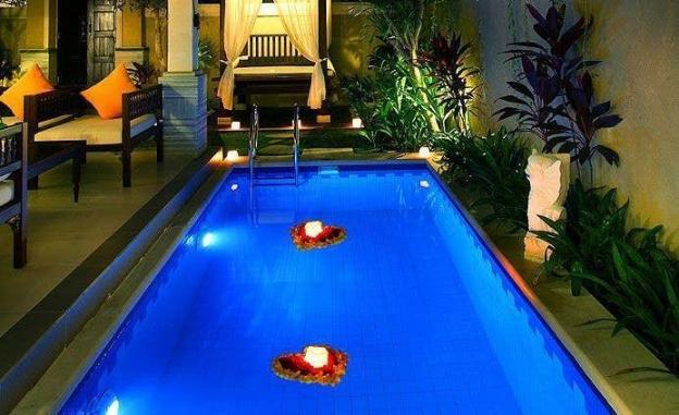 1BR villa facefully in Kerobokan with private pool