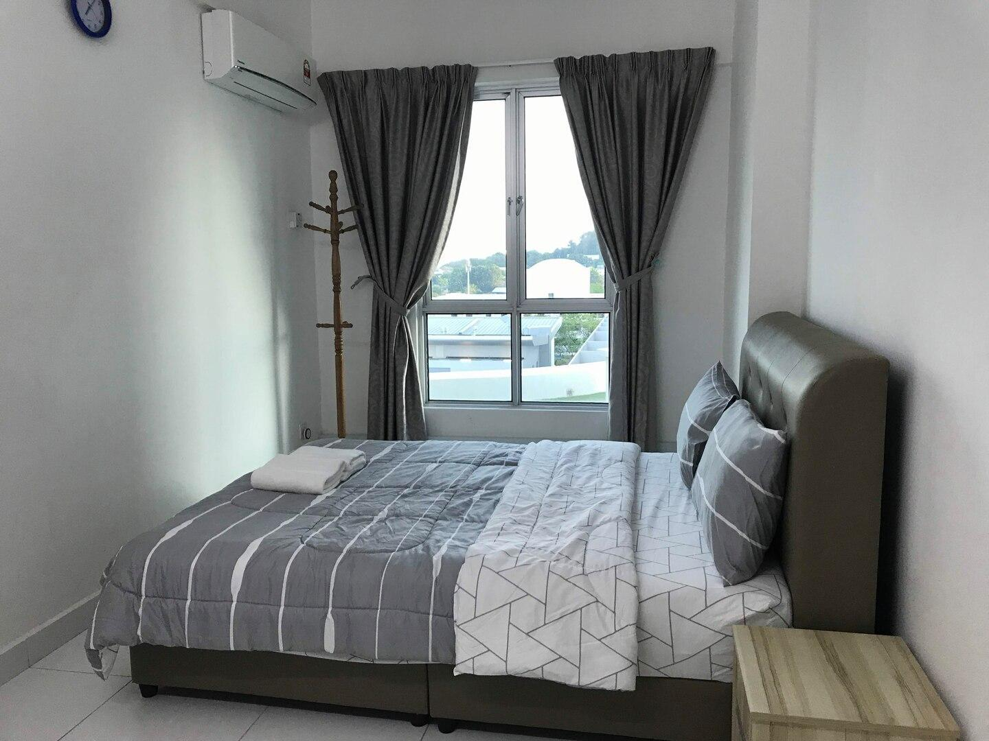 【NEW】3BR ·washer ·walk to Pantai Hosp & SPICE ·6p