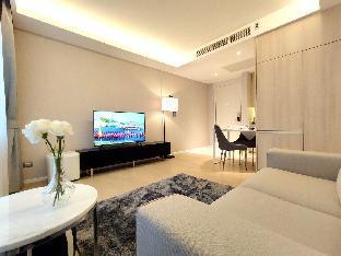 Bangkok&Pool&BTS Nana&MRT Sukhumvit&Max4ppl#11F84 อพาร์ตเมนต์ 1 ห้องนอน 1 ห้องน้ำส่วนตัว ขนาด 45 ตร.ม. – สุขุมวิท