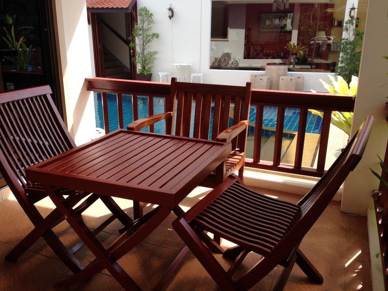 2 bedroom house in Kata Noi beach บ้านเดี่ยว 2 ห้องนอน 1 ห้องน้ำส่วนตัว ขนาด 80 ตร.ม. – กะตะ