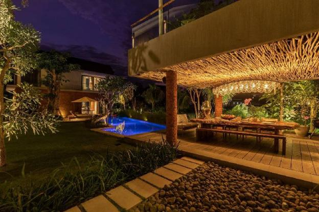 Luxury 2BR guesthouse in heart of Berawa, Canggu