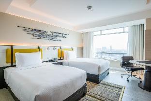 Deluxe Patio Oasis Ploenchit BTS Nana/Ploenchit อพาร์ตเมนต์ 1 ห้องนอน 1 ห้องน้ำส่วนตัว ขนาด 28 ตร.ม. – สุขุมวิท