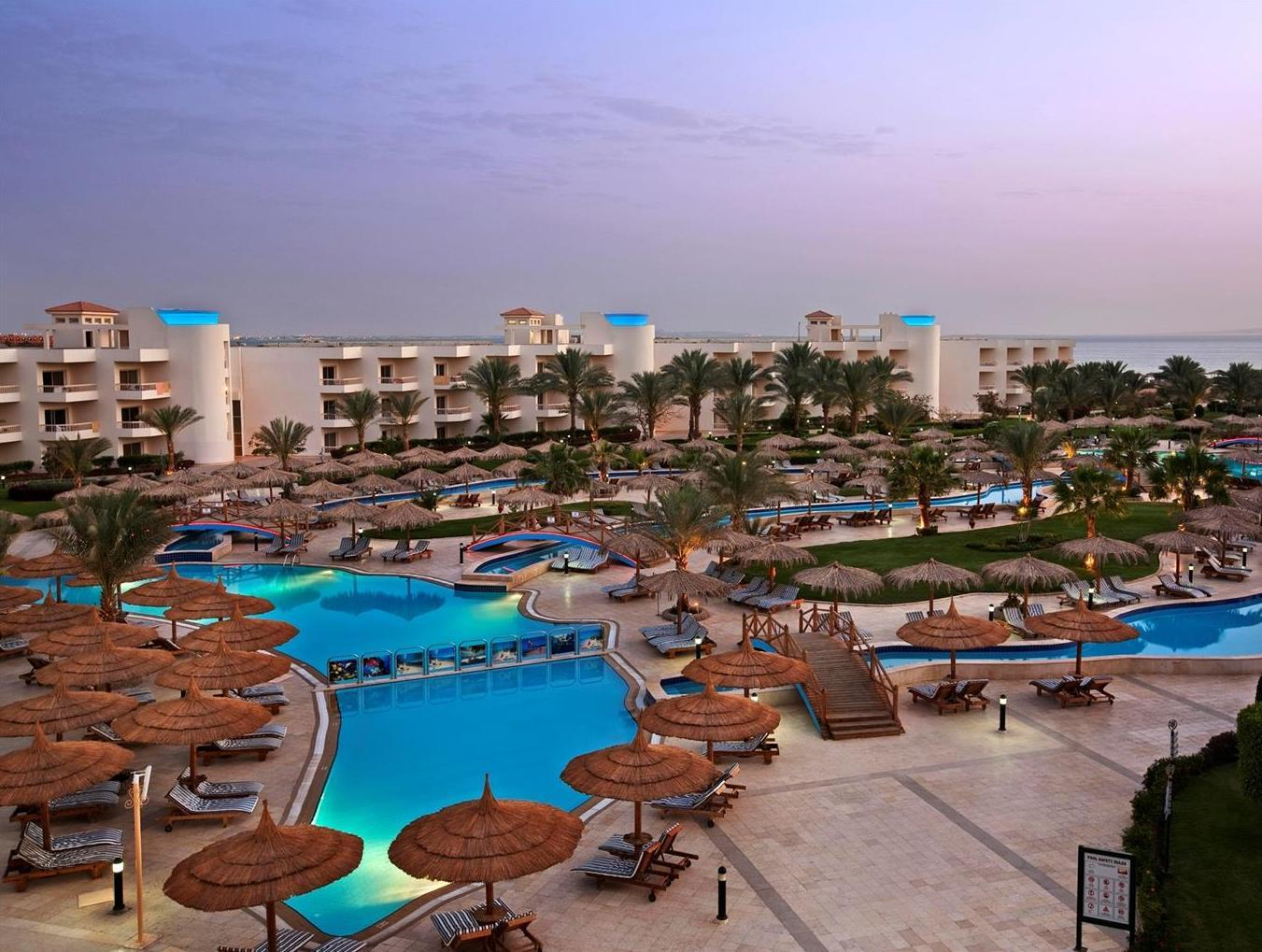 Hilton Hurghada Long Beach Resort (Hygiene & Safety Certified)