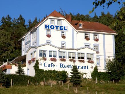 Waldhotel And Restaurant Bergschlosschen