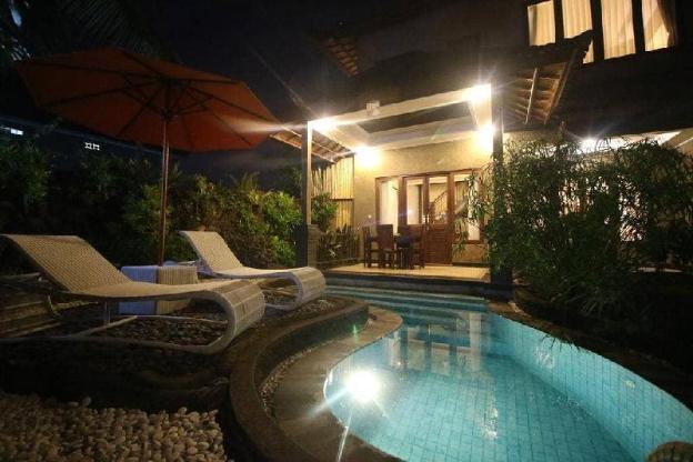 2BR with Private Pool Villa- Hot Tub Bfast