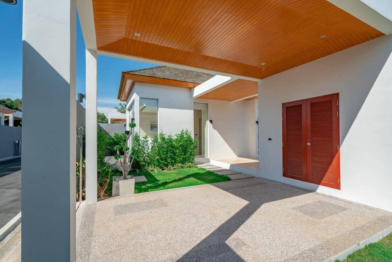 Villa Signature วิลลา 3 ห้องนอน 3 ห้องน้ำส่วนตัว ขนาด 180 ตร.ม. – ในหาน