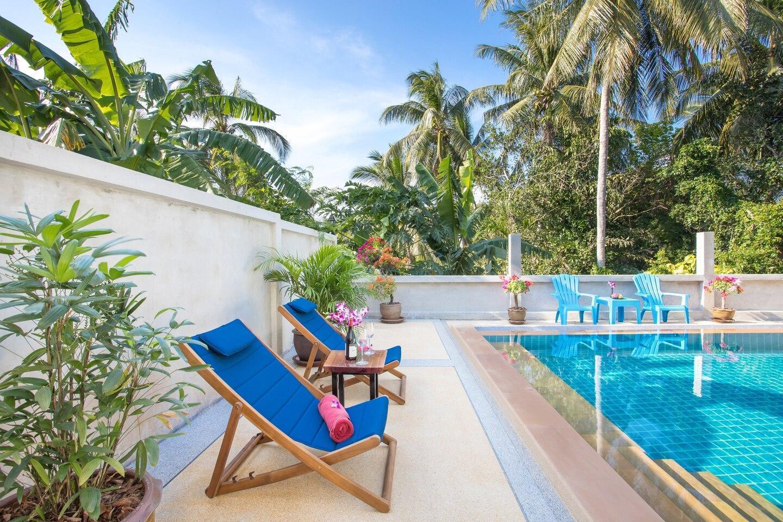 Villa Nikkie 3 บ้านเดี่ยว 5 ห้องนอน 5 ห้องน้ำส่วนตัว ขนาด 220 ตร.ม. – ในหาน