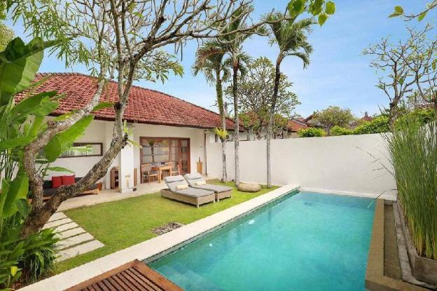 1BR Villa + Private Pool close to Seminyak Mall