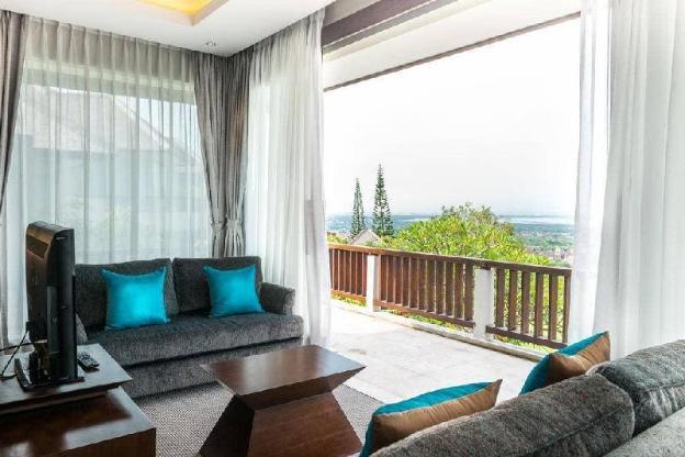 1BR Sea Garden Villa + Pool + Breakfast @Goa Gong