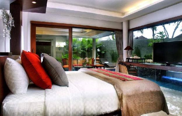 1BR Hill Private Pool Villa w/ Breakfast