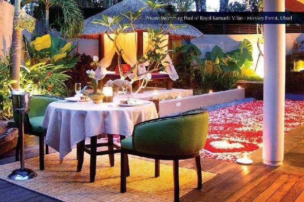 1BR Elegant Villa with Pool 5mnt from MonkeyForest