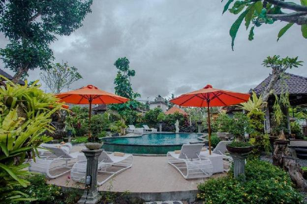 1BR Deluxe Villa with Pool with Breakfast @Ubud