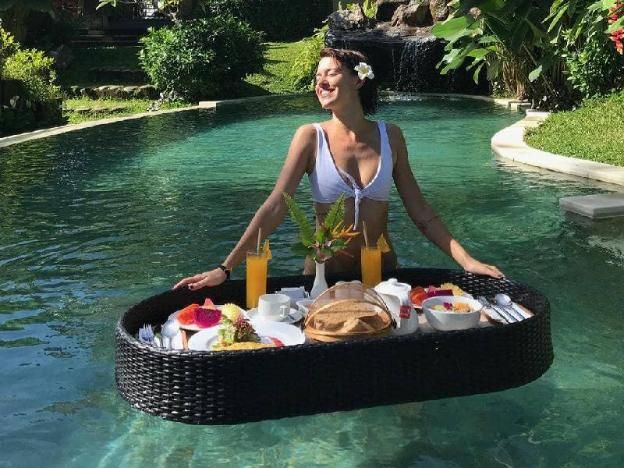 1BR Traditional Private Villa+Pool with Bfast@Ubud