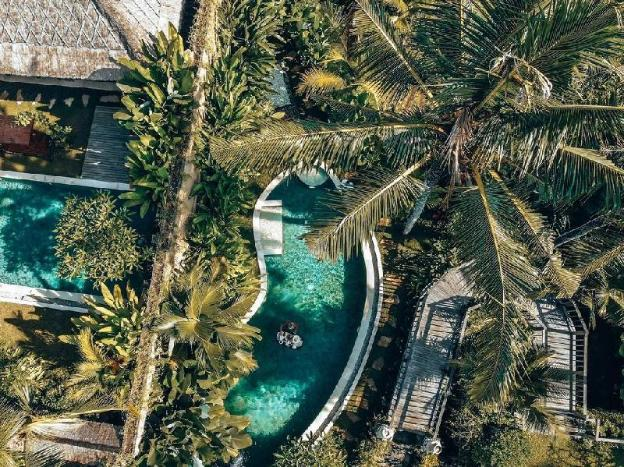 1BR Original Private Villa + Pool with Bfast@Ubud