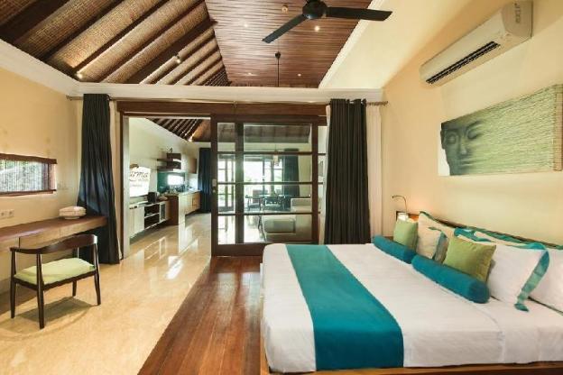 1BR Luxury Pool Villa + Breakfast @Jimbaran