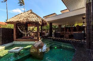 [プラエビーチ]ヴィラ(190m2)| 3ベッドルーム/2バスルーム Modern pool villa - Malee Beach Villa F5