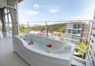 [クロンムアン]アパートメント(84m2)| 2ベッドルーム/2バスルーム At Sea Condo @ Pano View A 501