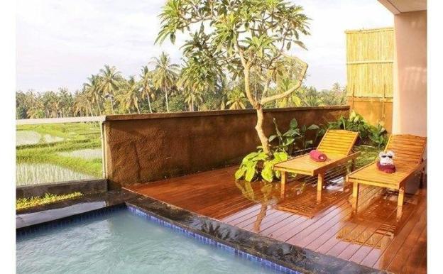 Amazing GF 1BR Private Pool Villa in Payangan Ubud