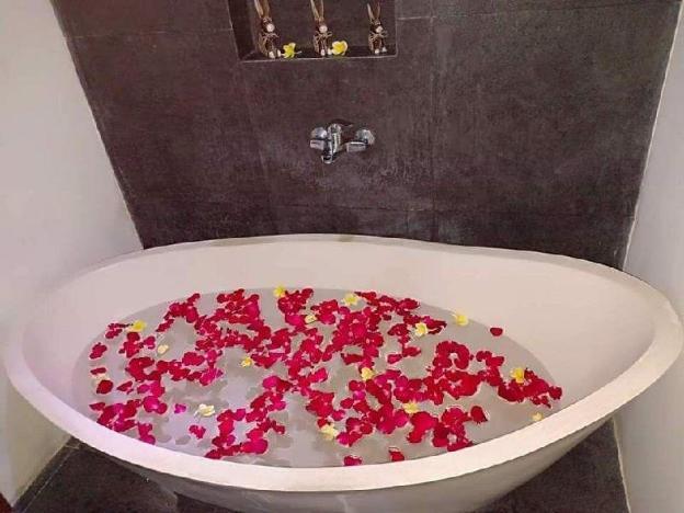 Cozy 1BR Private Pool Villa Near Seminyak Bali