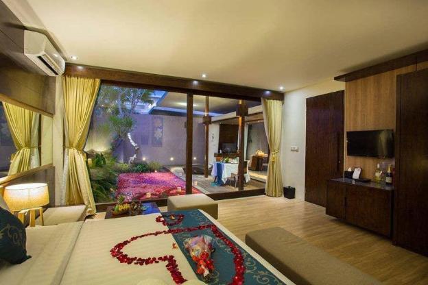 Amazing 1BR Private Pool Villa Seminyak #456