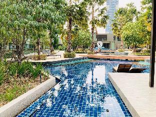 Swimming Pool View LPN Park Beach @ Cha-am Beach บ้านเดี่ยว 1 ห้องนอน 1 ห้องน้ำส่วนตัว ขนาด 35 ตร.ม. – ชายหาดชะอำ