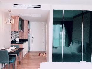 Dusit Grand Park Studio City View  2 1 ห้องนอน 1 ห้องน้ำส่วนตัว ขนาด 35 ตร.ม. – หาดจอมเทียน