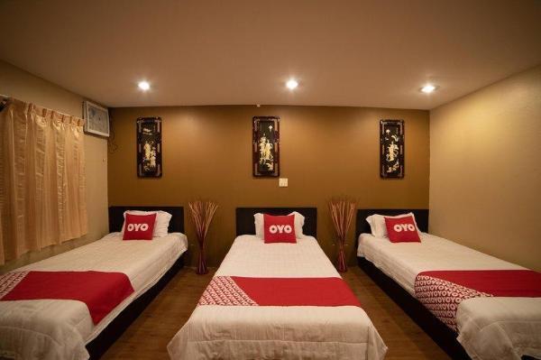 Longzhu Guesthouse Bangkok