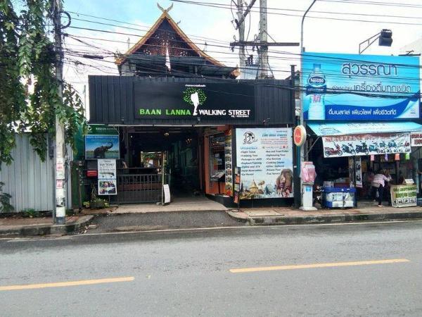 OYO 495 Baan Lanna Walking Street Chiang Mai