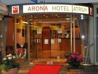 Trip Inn Hotel Airport Russelsheim  Ehemals Arona Hotel Atrium
